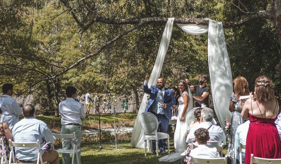 La boda de Rafael y Virginia  en Valdastillas, Cáceres
