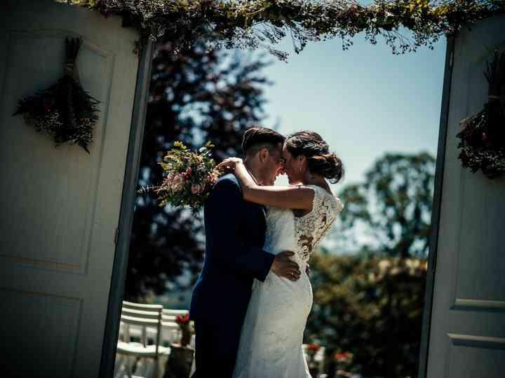 La boda de Jenny y Josín