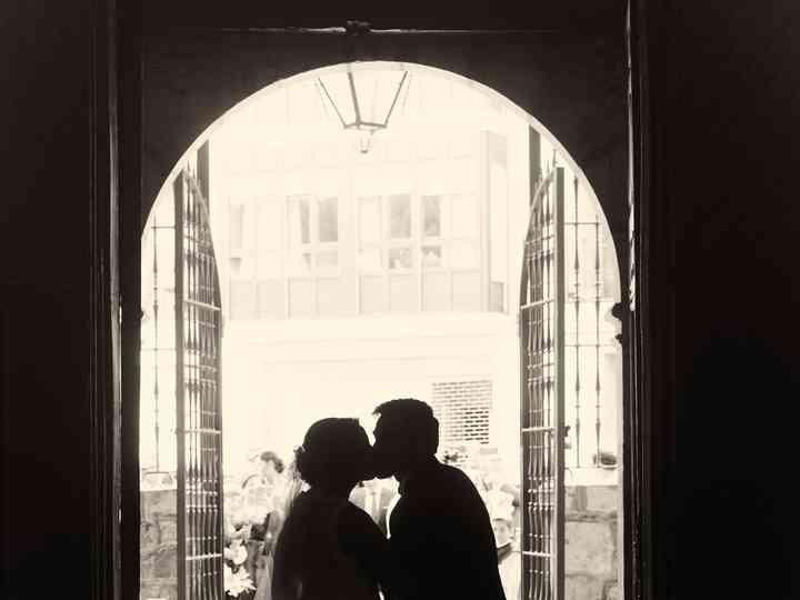 La boda de Patricia y Saúl