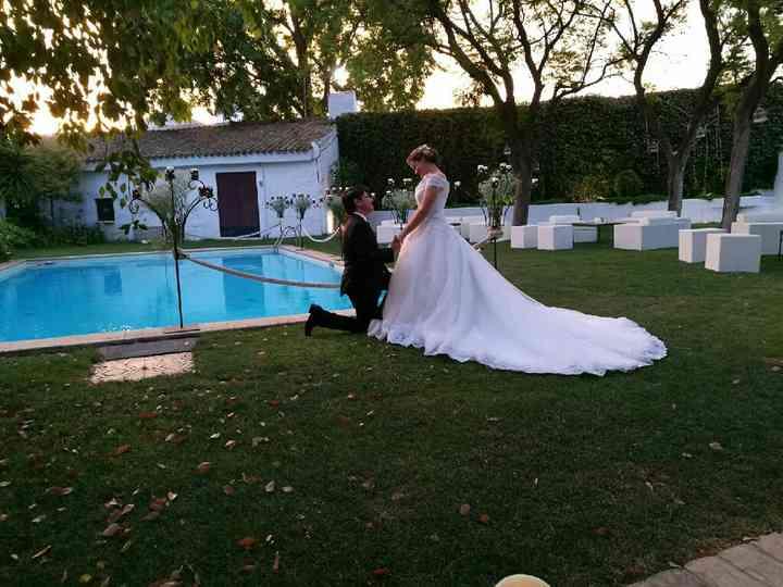 La boda de Bárbara  y Iván
