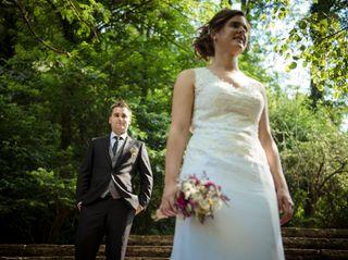 La boda de Irati y Iñaki