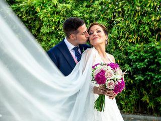 La boda de Elisabet y Victor