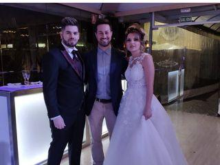 La boda de Kamila y Manuel