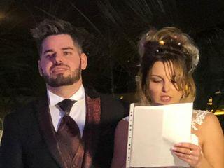 La boda de Kamila y Manuel  1