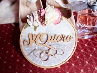 La boda de Patricia y Saúl 1