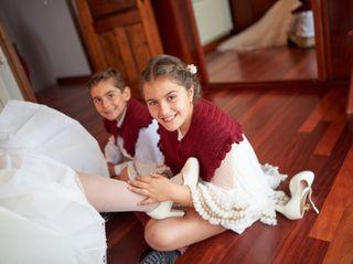La boda de Patricia y Saúl 3