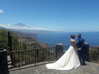 La boda de Yazmina y Romen