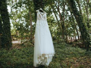 La boda de Edith y Andrés 1