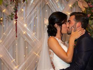 La boda de Iván y Miriam