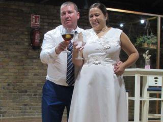 La boda de  Camelia  y Juan Antonio