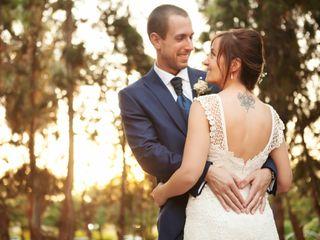 La boda de Virginia y Xisco