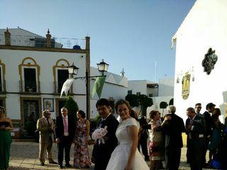 La boda de Bárbara  y Iván  1