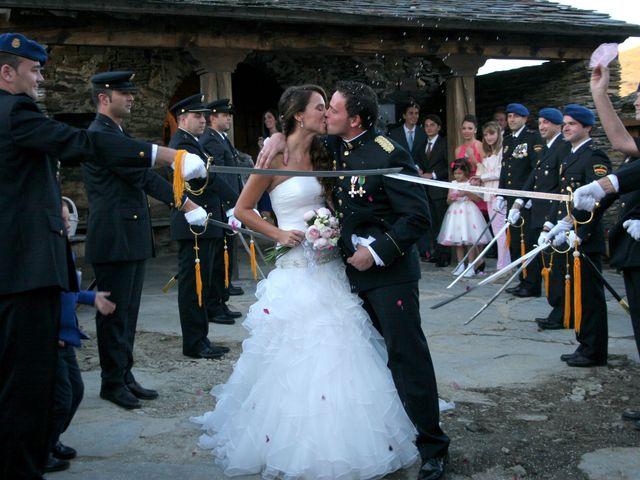 La boda de Andrea y Javier en Campillo De Ranas, Guadalajara 1