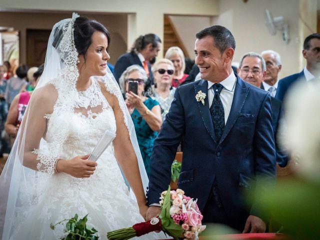 La boda de Jose y Miriam en Hervas, Cáceres 6