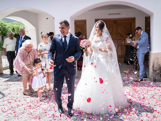 La boda de Jose y Miriam en Hervas, Cáceres 9