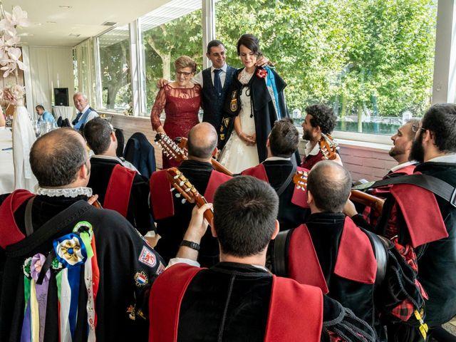 La boda de Jose y Miriam en Hervas, Cáceres 14