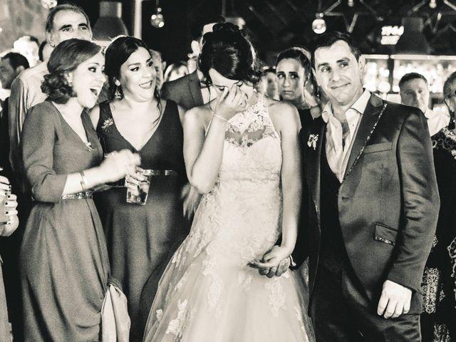 La boda de Jose y Miriam en Hervas, Cáceres 19