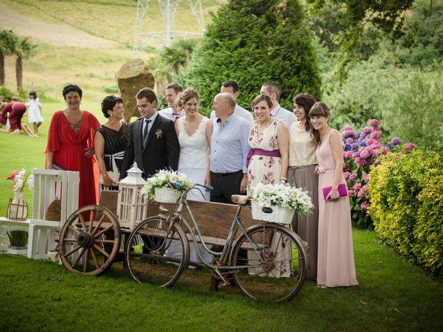 La boda de Iñaki y Irati en Andoain, Guipúzcoa 11