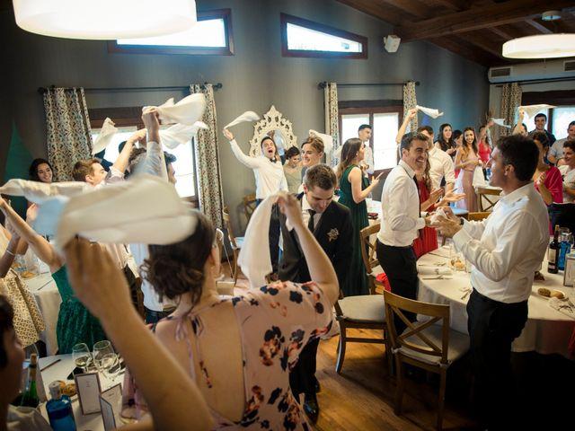 La boda de Iñaki y Irati en Andoain, Guipúzcoa 12