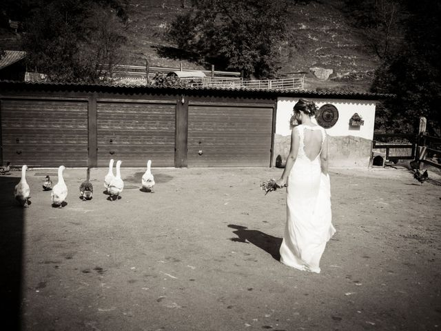 La boda de Iñaki y Irati en Andoain, Guipúzcoa 6