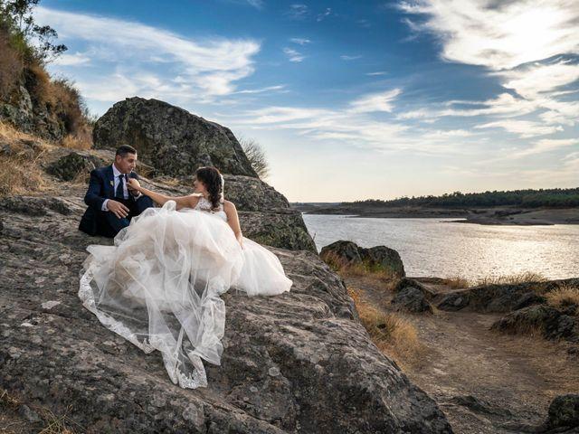 La boda de Jose y Miriam en Hervas, Cáceres 26