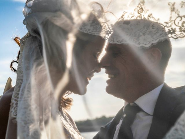 La boda de Jose y Miriam en Hervas, Cáceres 30
