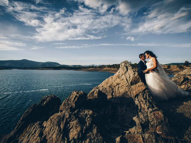 La boda de Jose y Miriam en Hervas, Cáceres 31