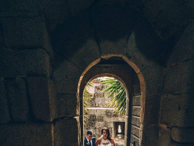 La boda de Jose y Miriam en Hervas, Cáceres 37