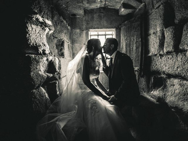La boda de Jose y Miriam en Hervas, Cáceres 38
