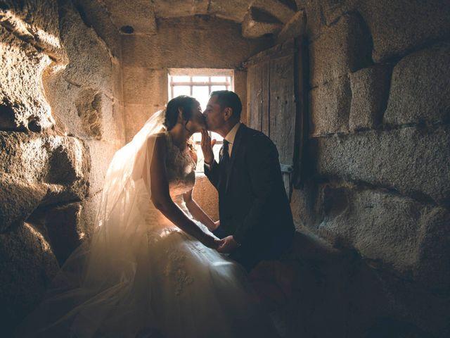 La boda de Jose y Miriam en Hervas, Cáceres 39