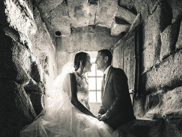 La boda de Jose y Miriam en Hervas, Cáceres 40
