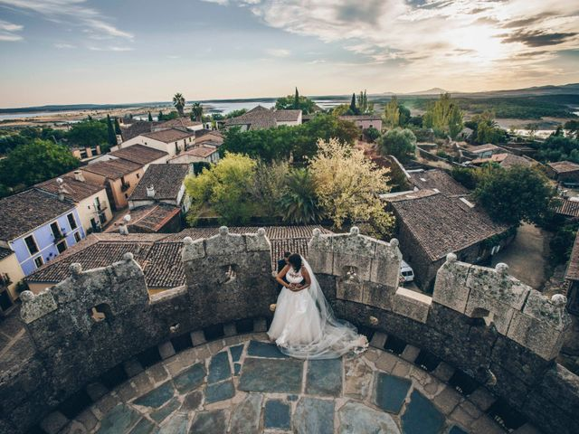 La boda de Jose y Miriam en Hervas, Cáceres 41