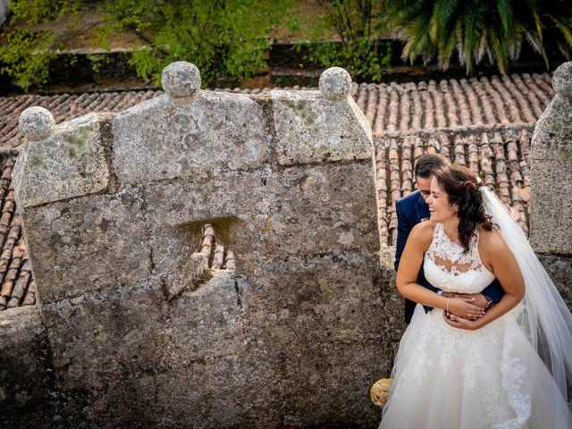 La boda de Jose y Miriam en Hervas, Cáceres 42
