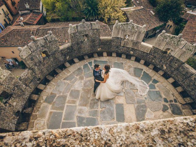 La boda de Jose y Miriam en Hervas, Cáceres 44