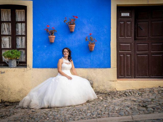 La boda de Jose y Miriam en Hervas, Cáceres 46