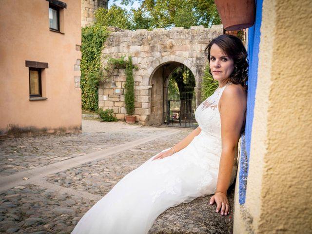 La boda de Jose y Miriam en Hervas, Cáceres 47