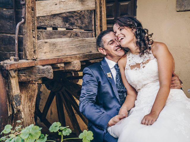 La boda de Jose y Miriam en Hervas, Cáceres 49