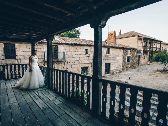 La boda de Jose y Miriam en Hervas, Cáceres 51