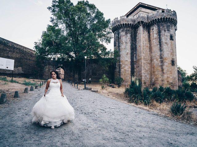La boda de Jose y Miriam en Hervas, Cáceres 54
