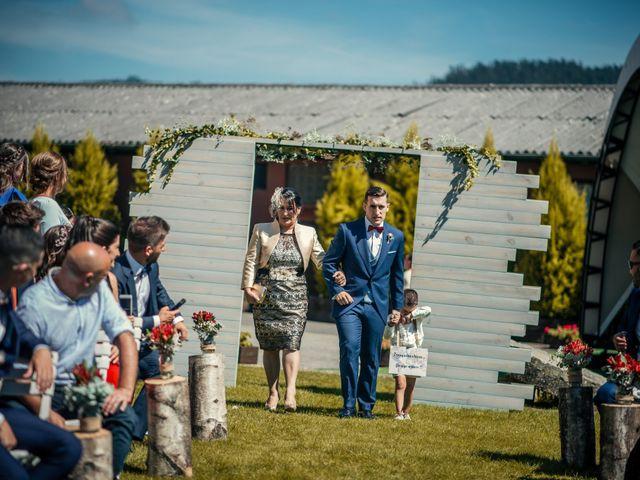 La boda de Josín y Jenny en San Cucao, Asturias 20