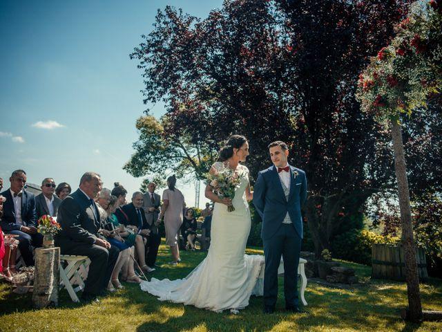 La boda de Josín y Jenny en San Cucao, Asturias 33