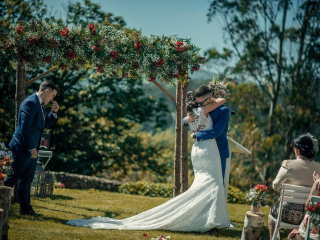 La boda de Josín y Jenny en San Cucao, Asturias 40