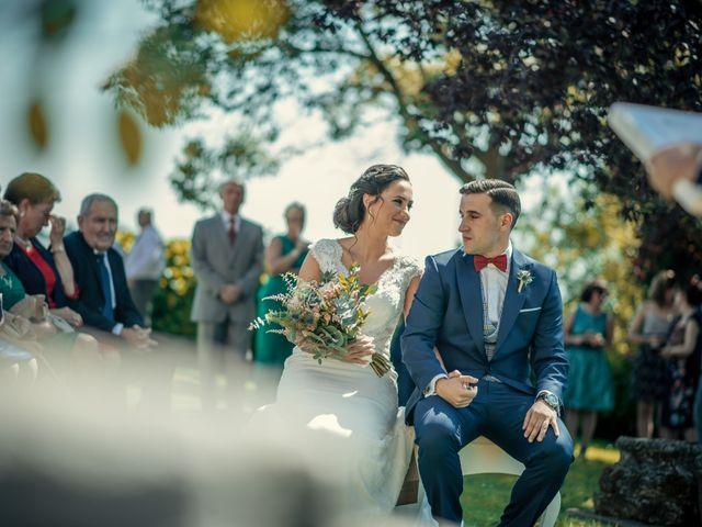 La boda de Josín y Jenny en San Cucao, Asturias 43