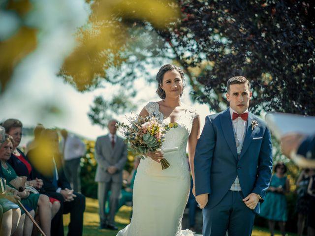 La boda de Josín y Jenny en San Cucao, Asturias 44
