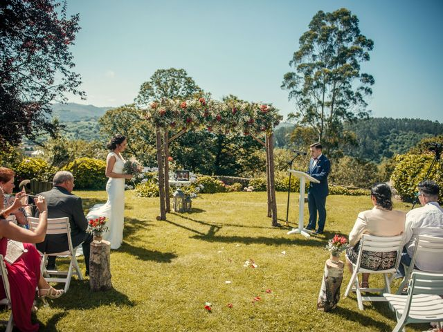 La boda de Josín y Jenny en San Cucao, Asturias 45