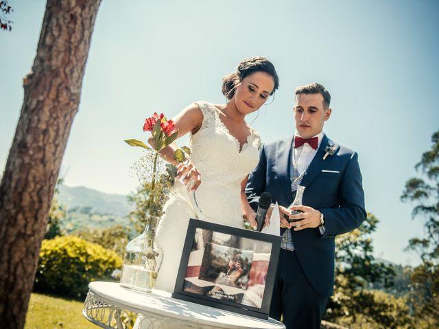 La boda de Josín y Jenny en San Cucao, Asturias 49