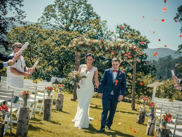 La boda de Josín y Jenny en San Cucao, Asturias 53