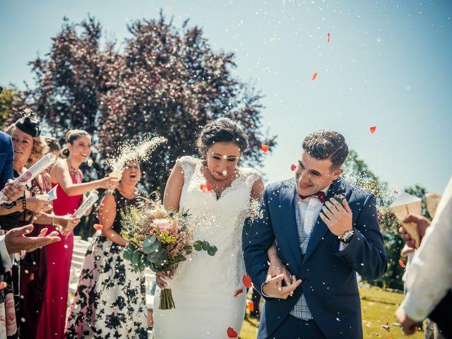 La boda de Josín y Jenny en San Cucao, Asturias 1