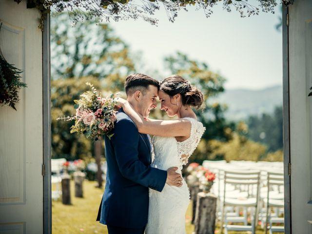 La boda de Josín y Jenny en San Cucao, Asturias 2