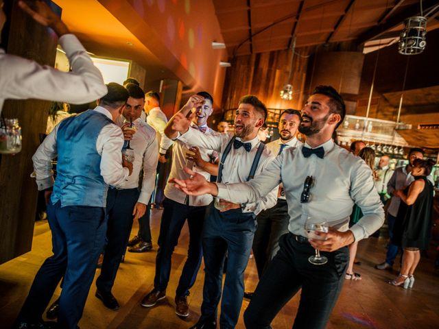 La boda de Josín y Jenny en San Cucao, Asturias 105